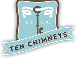 Ten Chimneys Foundation Logo